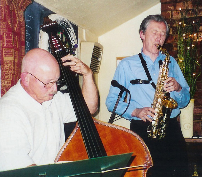 Sax at the White Lion